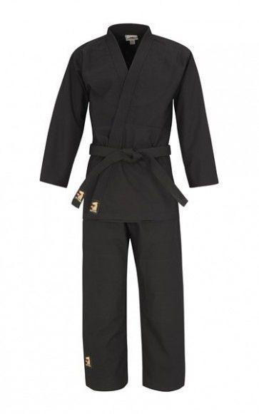 Matsuru pro Jiu Jitsu pak zwart