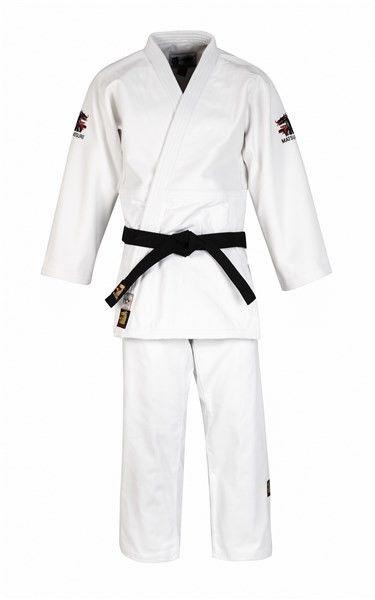 Verbazingwekkend Matsuru 0062 judopak IJF Mondial Wit Getailleerd kopen? Bestel DK-56