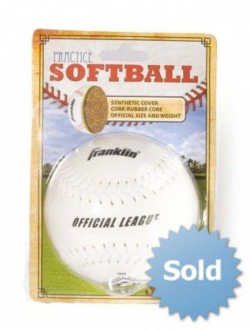 Franklin Honkbal ballen training softball