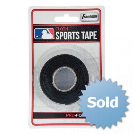 Honkbalknuppel tape zwart 1917