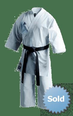Adidas karatepak champion K460E