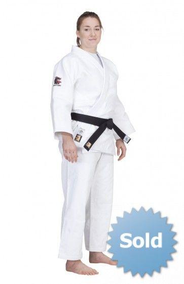 Matsuru 0060 judopak IJF Mondial Wit