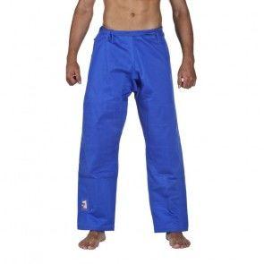 Super Judo pantalon Blauw 0048