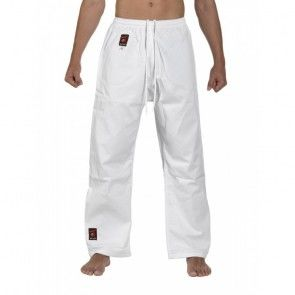 Matsuru 0180 Karate Pantalon Wit