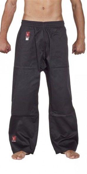 Matsuru Karate Pantalon Zwart 0181