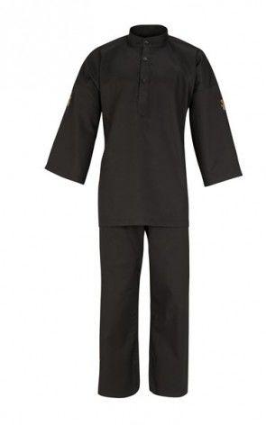 Matsuru 0195 zwart Pencak Silat pak