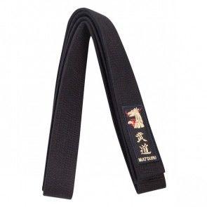 Matsuru budoband Zwart 5 cm 0219 (Banden)