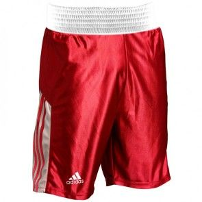 adidas Amateur Boxing Short Rood
