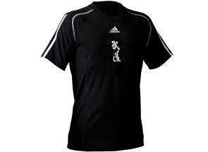Adidas Compression Shirt Zwart