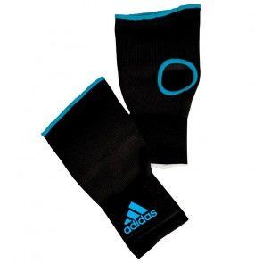 adidas Binnenhandschoen Zwart/Blauw ADIBP022