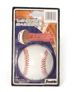 Franklin Honkbal ballen training leer