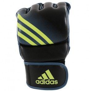 adidas peed MMA Handschoenen Zwart/Geel mall