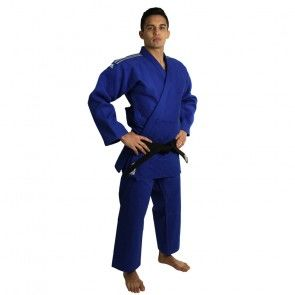 adidas Judopak Champion II IJF Approved Blauw ADIJ-IJFB