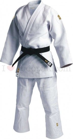 Essimo judopak Gold IJF Getailleerd