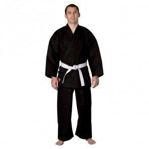 Nihon Karatepak zwart 10oz