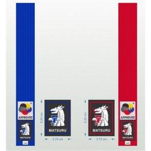 Matsuru karateband WKF 2290