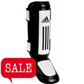 adidas Pro Style Scheenbeschermers PU Met Gel Padding ADITSN01-S/M OP=OP
