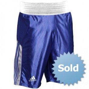 adidas Amateur Boxing Short Blauw