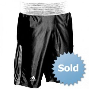 adidas Amateur Boxing Short Zwart