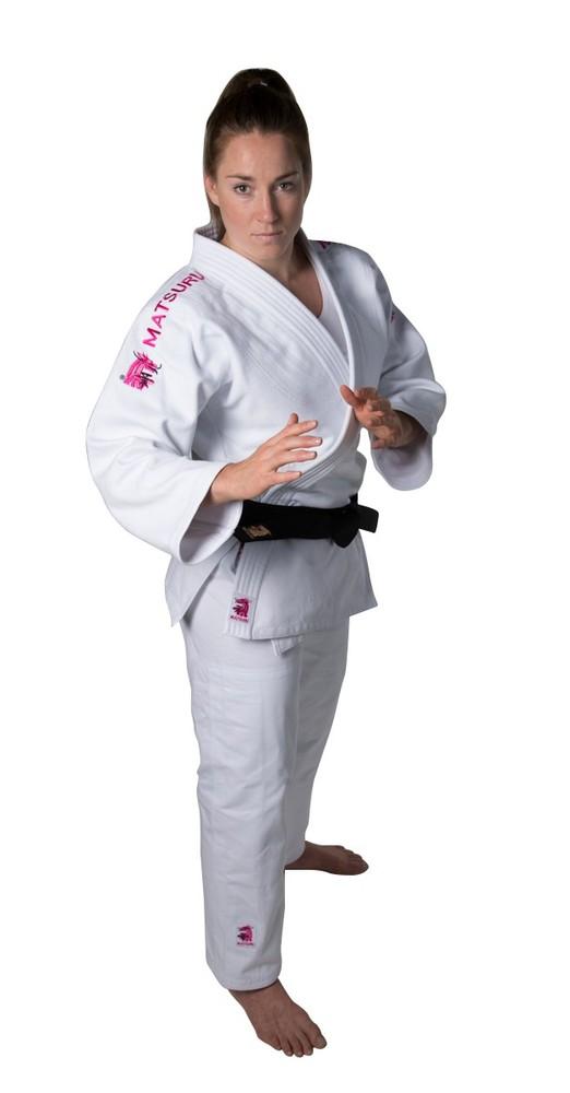 roze judopak
