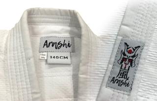 Arashi judopakken